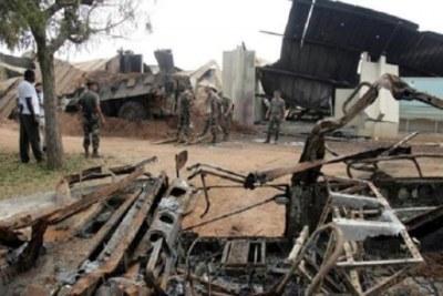 Bombardements de Bouaké