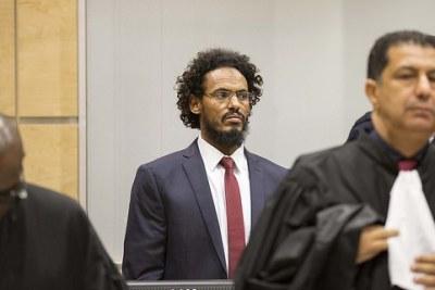 Ahmed al-Faqi al-Mahdi alias Abou Tourab.