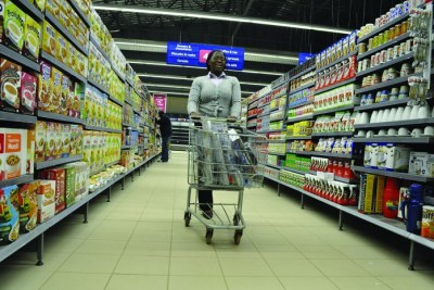 South Africa is Zimbabwe's major trade partner (file photo).