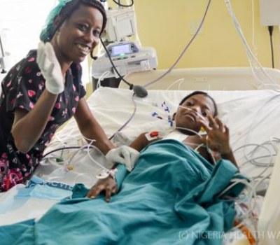 Hospitals For Humanity Team Visits Nigeria