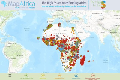 MapAfrica2.0 makes the AfDB's work visible to a global audience, the portal will give the Bank's stakeholders a better understanding of how the Bank's activities contribute to local development - and helps the Bank to ensure it allocates its resources to greatest effect.