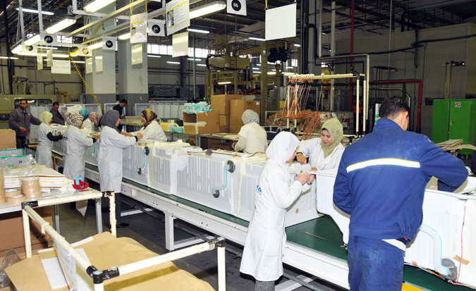 Algerian Appliance Manufacturer Powers Bigger Plants with