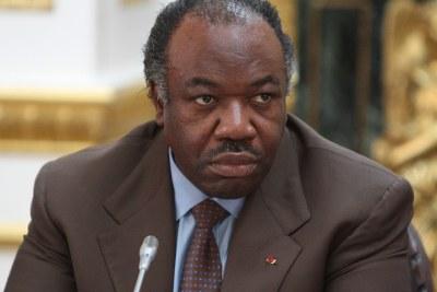 Ali Bongo Ondimba, President du Gabon