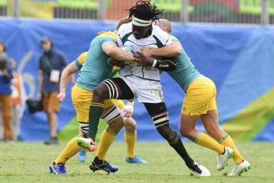 Rio 2016 / Rugby à 7: L'Afrique du Sud en demi-finales