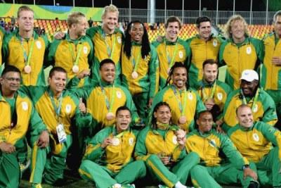 L'Afrique du Sud a gagné ses troisième et quatrième médailles aux JO 2016