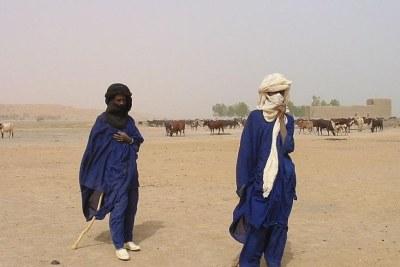 Ethnic peuls people