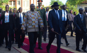 Catholic Bishops Express Doubt Over South Sudan Peace