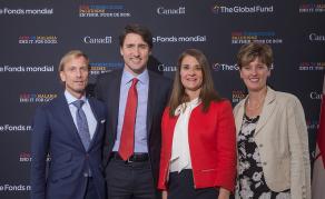 Les donateurs du Fonds mondial promettent 13 milliards dollars US
