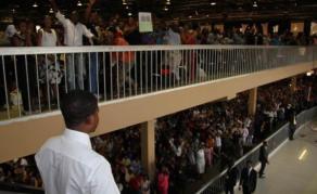Stampede at Prophet Bushiri's Church Leaves Three Dead