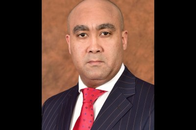 Shaun Abrahams (file photo).