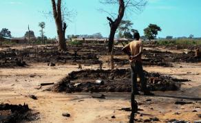 Une centaine de civiles tuées et brûlées à Alindao en RCA