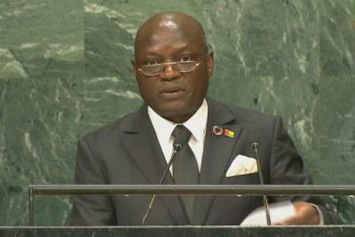 José Mário Vaz, Président de la république de la Guinée Bissau