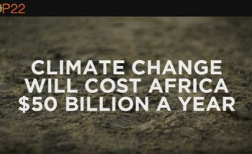 Africa has a Plan to Finance Its Adaptation to Climate Change