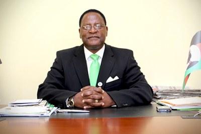 Malawi Congress Party president Lazarous Chakwera.