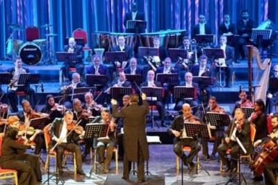 Orchestre à Alger