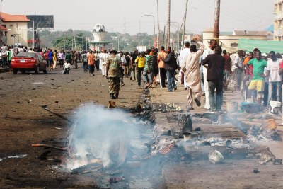 Kaduna attacks.