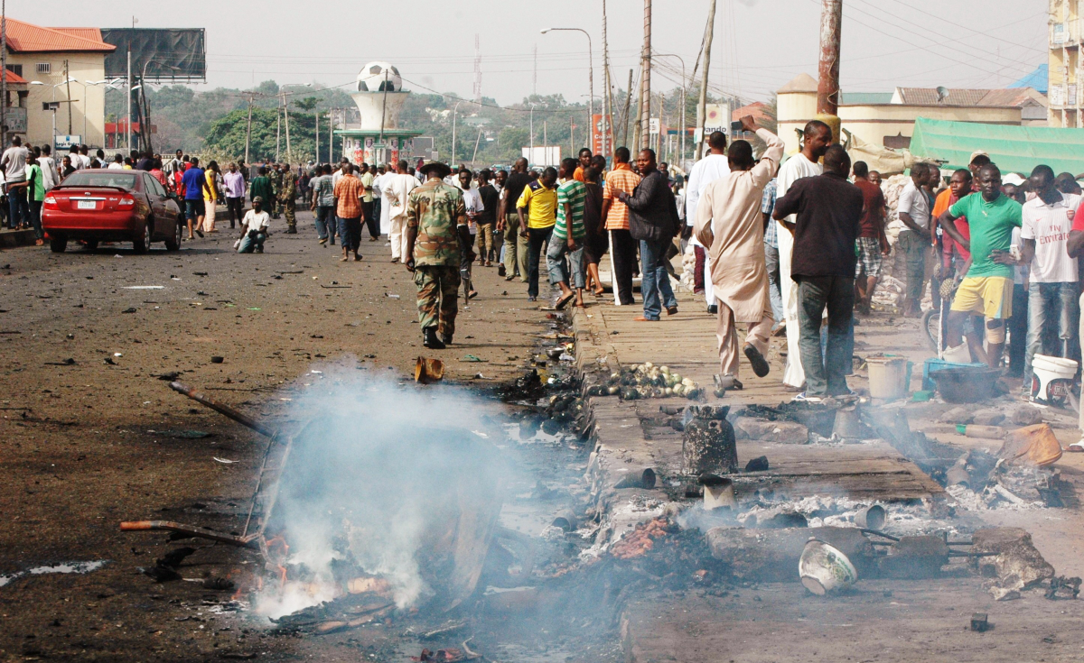 Image result for kaduna crises