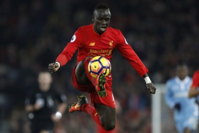 Liverpool's Sadio Mane is one of Senegal's stars.