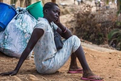 Refugee from Central Equatoria
