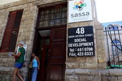 Sassa offices (file photo).