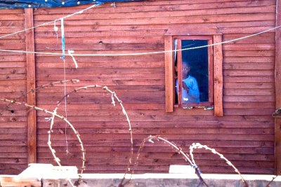 A boy in Gaba Village, Elsies River (file photo).