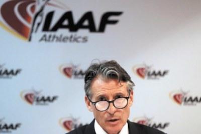 La Fédération internationale d'athlétisme (IAAF)