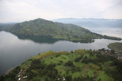 Lac-Kivu en RDC (photo illustration)