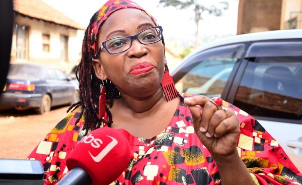 Stella Nyanzi Wants Police Boss Summoned As Defence Witness