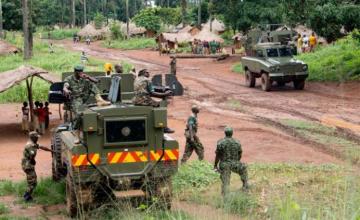 Au moins 8 morts dans des combats entre groupes armés près de Birao en RCA