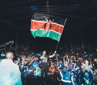 DJ Diplo Thrills Fans in Uganda, Kenya, Nigeria and Ethiopia