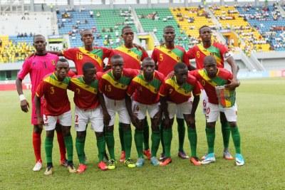Equipe national de Guinée U17