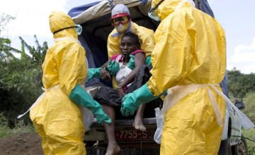Uganda at Risk of Ebola Following Violence in DR Congo