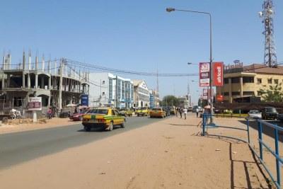 Banjul, The Gambia (file photo).