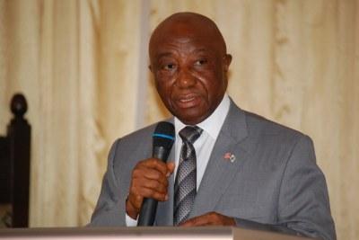 Joseph Boakai, Liberia's Vice President