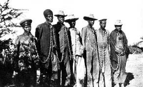 Génocide des Herero en Namibie - L'Allemagne rechigne aux réparations