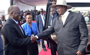 Museveni, Magufuli Agree to Fast-track Hydro Power Project