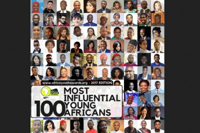 100 Most Influential Young Africans