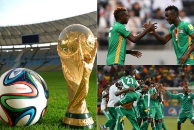 2018 World Cup: Zambia close gap on Group B leaders Nigeria.