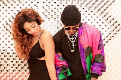 Diamond and Zari (file photo).