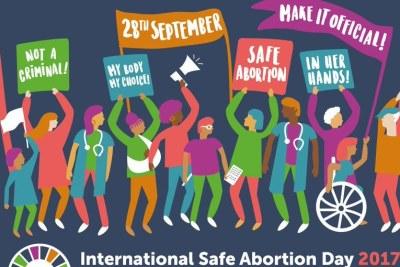International Safe Abortion Day 28 September.