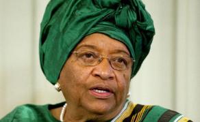 Liberia's Former President Sirleaf Gets IMF Advisory Post