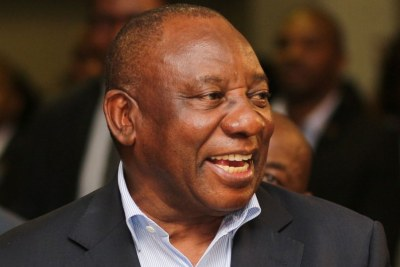 South Africa's Deputy President Cyril Ramaphosa is one of the front-runners to replace President Jacob Zuma as leader of the ANC and the country.