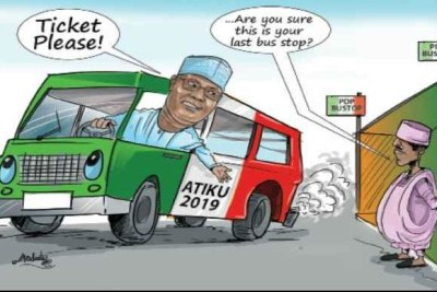 Atiku's pathological defections and the party system.