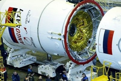 Satellite angolais, Angosat 1