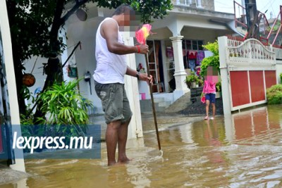 Inondation en Ile Maurice