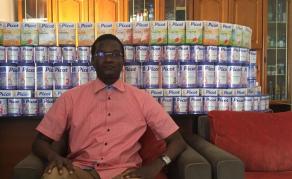 Lactalis interdit de vente dès la mi-décembre en Afrique