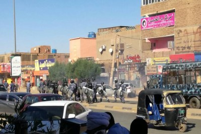 Protests Against Soaring Prices Across Sudan (file photo).