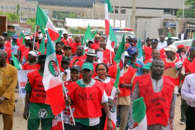 Nigeria Labour Congress.