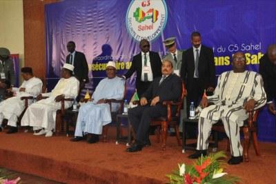 Conférence du G5 Sahel à Bruxelles