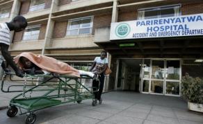 Nurses Washing Bandages For Re-Use at Zimbabwe Hospital - Report
